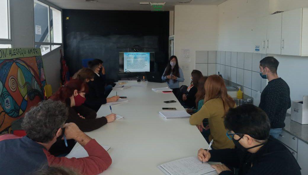 Mendoza: Jornadas de concientización y sensibilización en materia de grooming