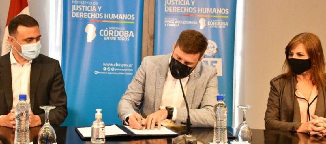 Córdoba contra el grooming